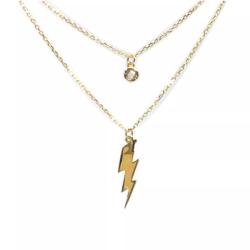 Karat World Gold Chain Pendant GCP-1794 image here