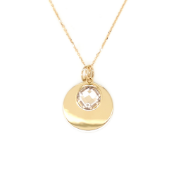 Karat World Gold Chain Pendant GCP-1837 image here