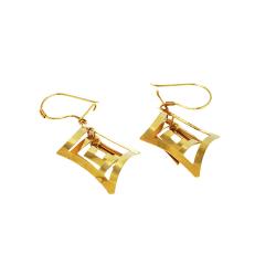 Karat World Gold Earring GE-10714 image here