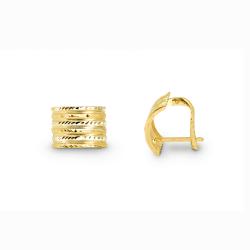 Karat World Gold Earring GE-10717 image here