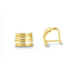 Karat World Gold Earring GE-10718 image here