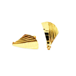 Karat World Gold Earring GE-11459 image here