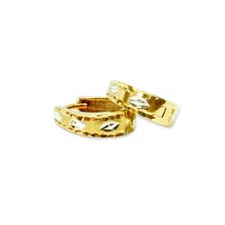 Karat World Gold Earring GE-11613 image here