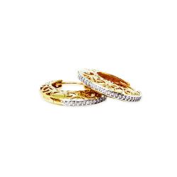 Karat World Gold Earring GE-11779 image here