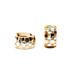 Karat World Gold Earring GE-12055 image here