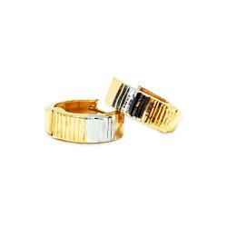 Karat World Gold Earring GE-12211 image here