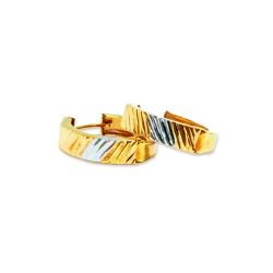 Karat World Gold Earring GE-12241 image here