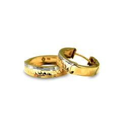 Karat World Gold Earring GE-12243 image here