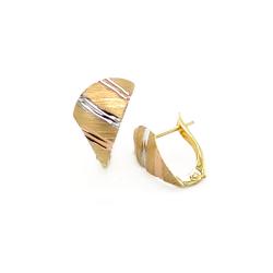 Karat World Gold Earring GE-12706 image here