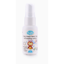 Kindee Organic Mosquito Repellent Lavender Spray 1 yr and up, 20ml image here