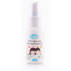Kindee Organic Hand Sanitizer Sweet Orange Scent 30ml, for 1 yr & up image here