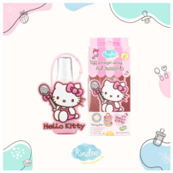 Kindee Organic Multipurpose Sanitizer Spray (Made in Japan) 30ml (Hello Kitty Case), for newborn & up image here
