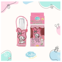 Kindee Organic Multipurpose Sanitizer Spray (Made in Japan) 30ml (My Melody Case), for newborn & up image here