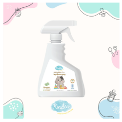 Kindee Toy Cleaner Spray image here
