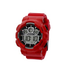 UNISILVER TIME URBANITE DIGITAL WATCH KW1491-1004 (RED)  image here