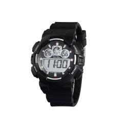 UNISILVER TIME URBANITE DIGITAL WATCH KW1491-1001 (BLACK)   image here