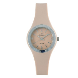 UniSilver TIME Chroma Burst Women's Analog Rubber Watch KW2475-1007 image here