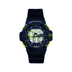 UNISILVER TIME HYPERDRIVE ANALOG-DIGITAL RUBBER NAVY BLUE WATCH KW1907-1002 image here