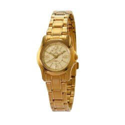 UNISILVER TIME MEN'S  HIERO PAIR STAINLESS STEEL GOLD WATCH KW361-1206 image here
