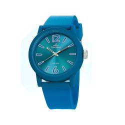 UNISILVER TIME UNISEX PLAYSOME ANALOG RUBBER BLUE KW2289-2003 WATCH image here