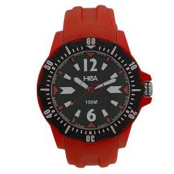 Hea Drift Unisex Red Rubber Watch Kha1904-1002  image here