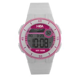 Hea Ranger Unisex White/Pink Rubber Watch Kha1906-2001  image here