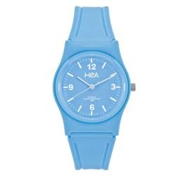 Hea Jellybean Women's Light Blue Rubber Watch Kha2049-1003 image here