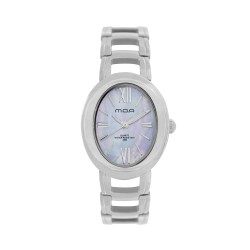 MOA OPHELIA WOMEN'S SILVER STAINLESS STEEL WATCH KM1168-2001   image here