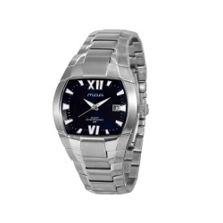 M.O.A GLYPTODON MEN'S ANALOG STAINLESS STEEL NAVY BLUE KM597-1103 WATCH image here