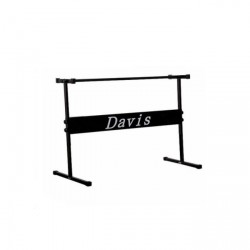 STAND ELECTRONIC PIANO STAND BIG (BLACK)   image here