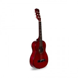 JG-30 NYLON ACOUSTIC ELECTRIC GUITAR (RED)   image here