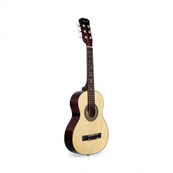 JG-30 NYLON ACOUSTIC ELECTRIC GUITAR (NATURAL)   image here