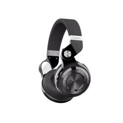 BLUEDIO T2 TURBINE FOLDABLE BLUETOOTH HEADSET (BLACK) image here