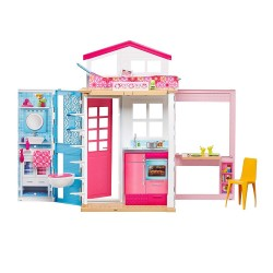 Barbie 2-Story House Playset image here