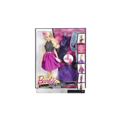 BARBIE FASHION MIX 'N MATCH DOLL - DJW58 image here