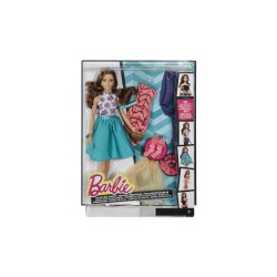 BARBIE FASHION MIX 'N MATCH DOLL - DJW59 image here