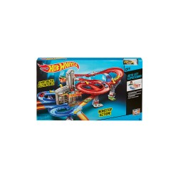 HOT WHEELS CITY MOTORIZED RACE image here