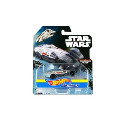 HOT WHEELS STAR WARS CARSHIPS - MILLENIUM FALCON image here
