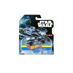 HOT WHEELS STAR WARS CARSHIPS - TIE FIGHTER image here