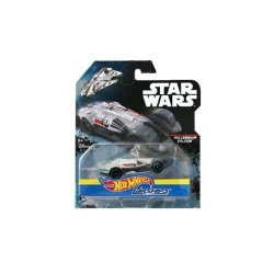 HOT WHEELS STAR WARS CARSHIPS - BOBBA FETT image here