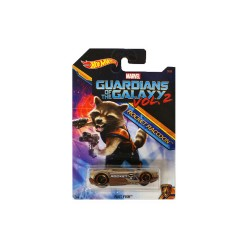 HOT WHEELS GUARDIANS OF THE GALAXY 2  - ROCKET RACCOON image here