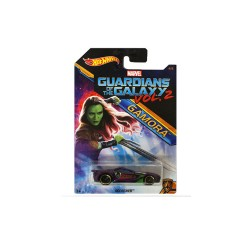 HOT WHEELS GUARDIANS OF THE GALAXY 2  - GAMORA image here