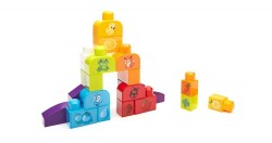 Mega Bloks Build'N Learn (20pcs) - Blue Bag image here