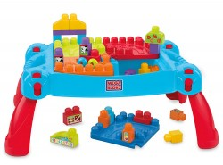 Mega Bloks® Build 'n Learn Table Building Set image here