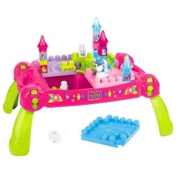Mega Bloks Lil' Princess Play 'N Go Fairy Table image here
