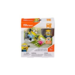 Mega Bloks Despicable Me Fun Pack - Water Hose Heinz image here
