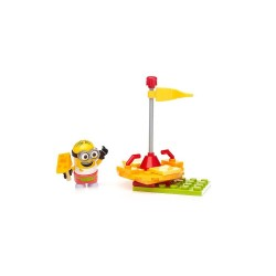 Megabloks Despicable Me 3-Cheese Festival - Merry Go-Round image here