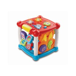 VTECH TURN & LEARN CUBE image here