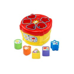 VTECH SORT & DISCOVER DRUM image here