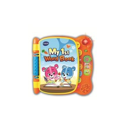 VTECH TOUCH & TEACH WORD BOOK (MY 1ST WORD BOOK) image here